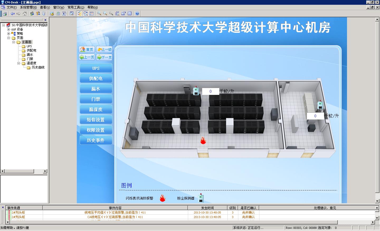 共济机房动环监控系统